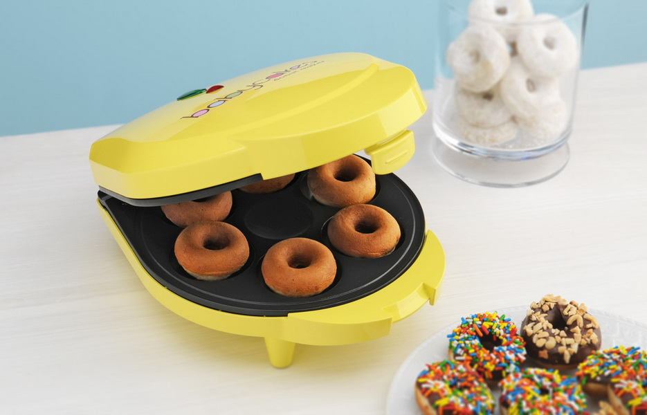donut maker original babycake mini donuts babycakes donutmaker donuts dm06 ovp ebay. Black Bedroom Furniture Sets. Home Design Ideas