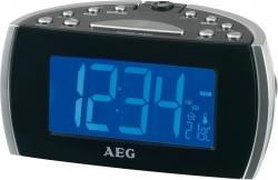 AEG Projektions Uhrenradio Radiowecker MRC 4119 P N